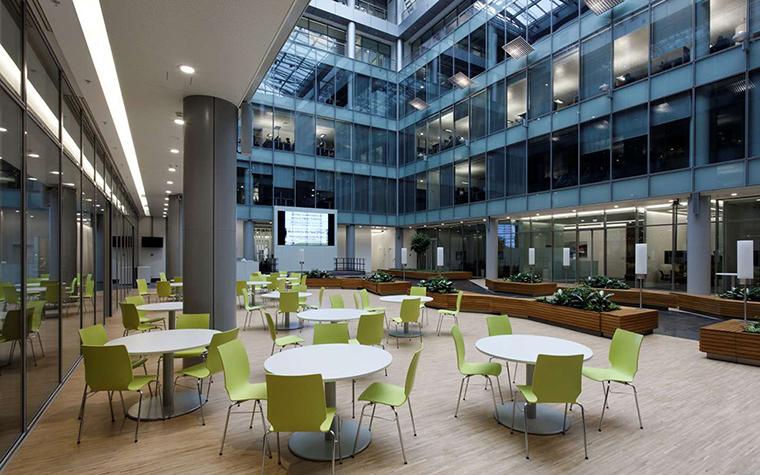 Дизайн офиса. офисы из проекта , фото №38605