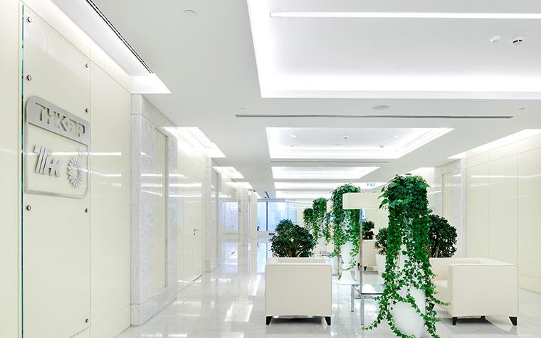 Дизайн офиса. офисы из проекта , фото №38629