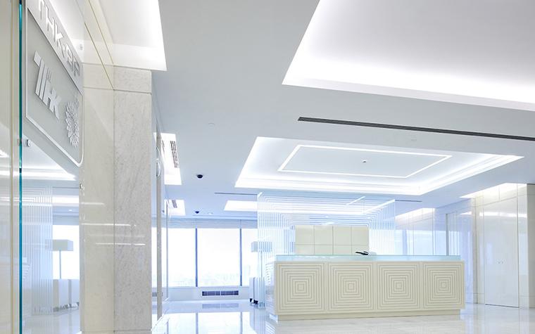 Дизайн офиса. офисы из проекта , фото №38638