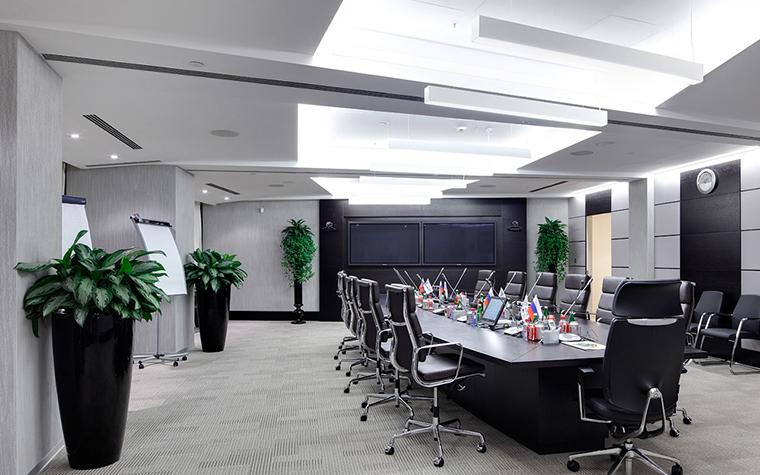 Дизайн офиса. офисы из проекта , фото №38643