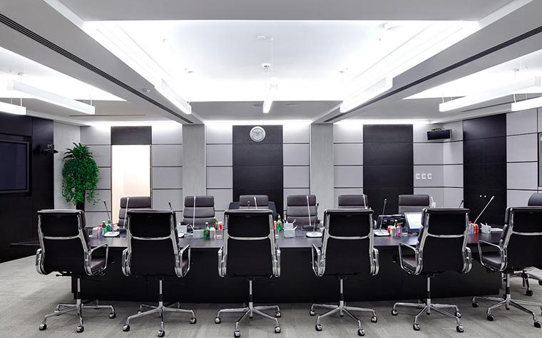 Дизайн офиса. офисы из проекта , фото №38644