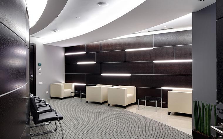 Дизайн офиса. офисы из проекта , фото №38647