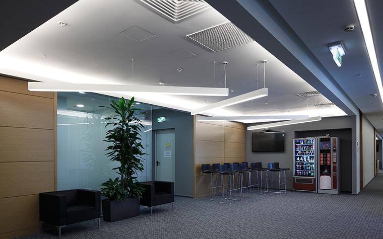 Дизайн офиса. офисы из проекта , фото №38630