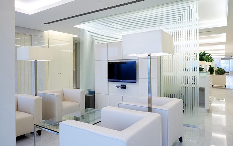 Дизайн офиса. офисы из проекта , фото №38633
