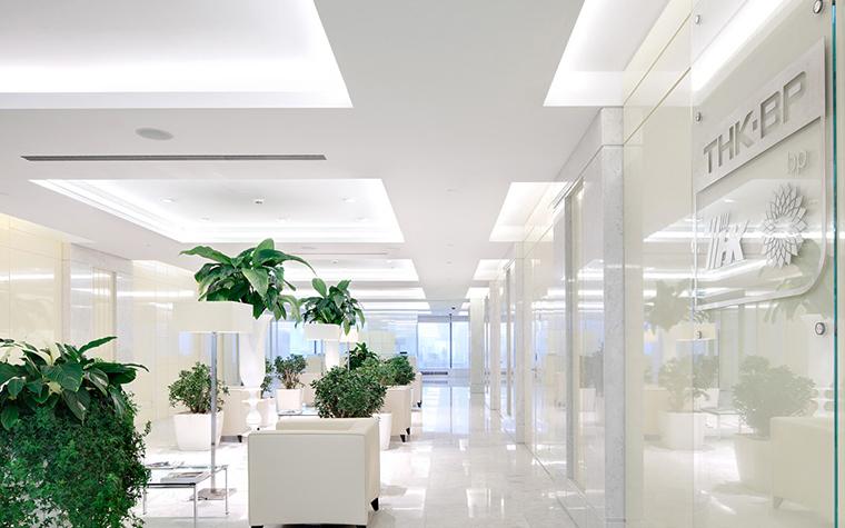 Дизайн офиса. офисы из проекта , фото №38636