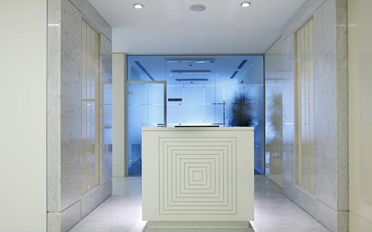 Дизайн офиса. офисы из проекта , фото №38637
