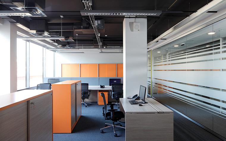 Фото № 38664 офисы  Дизайн офиса