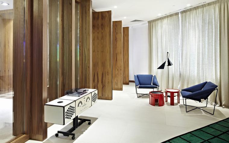 Дизайн офиса. офисы из проекта , фото №57129
