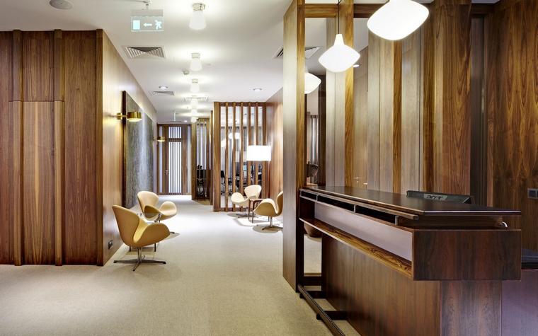 Дизайн офиса. офисы из проекта , фото №57131