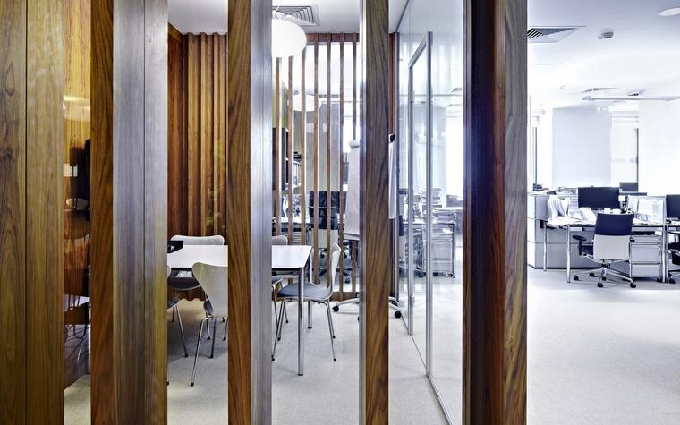 Дизайн офиса. офисы из проекта , фото №57132