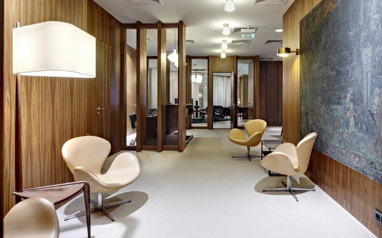 Дизайн офиса. офисы из проекта , фото №57123