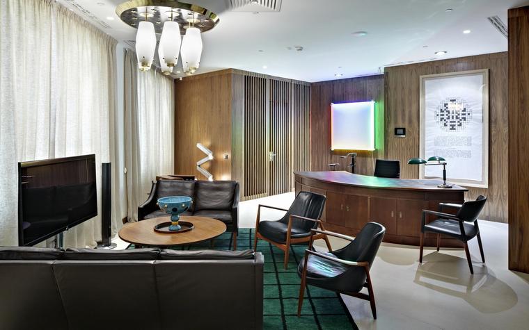 Дизайн офиса. офисы из проекта , фото №57124