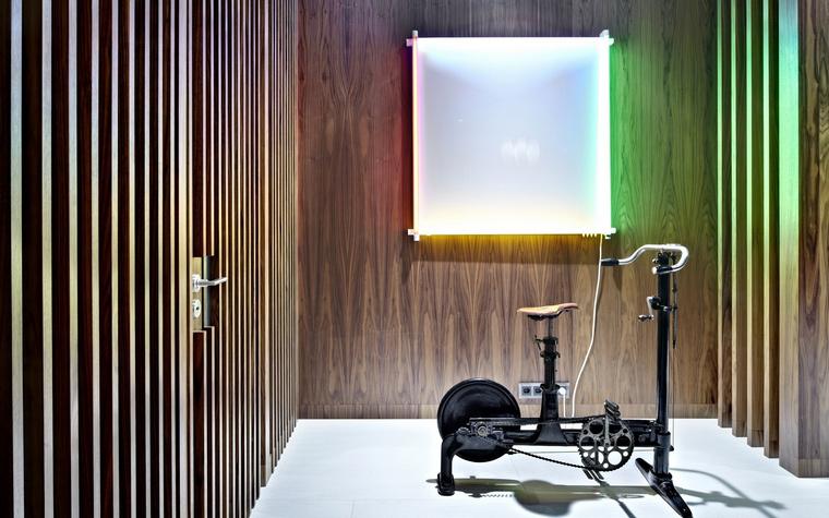 Дизайн офиса. офисы из проекта , фото №57125