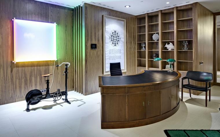 Дизайн офиса. офисы из проекта , фото №57126