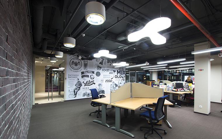 Дизайн офиса. офисы из проекта , фото №39452