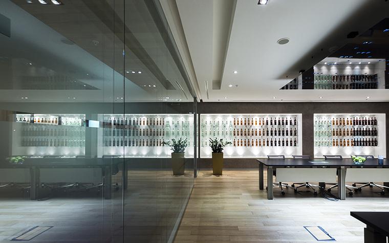 Дизайн офиса. офисы из проекта , фото №39453