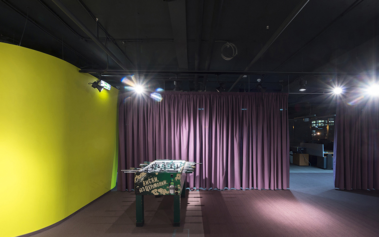 Дизайн офиса. офисы из проекта , фото №39457