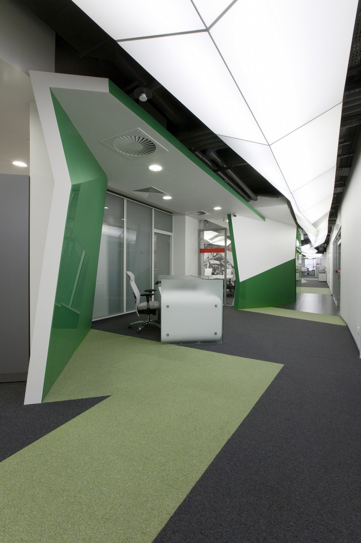 Фото № 40471 офисы  Дизайн офиса