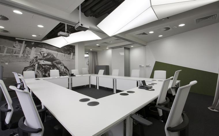 Фото № 40473 офисы  Дизайн офиса