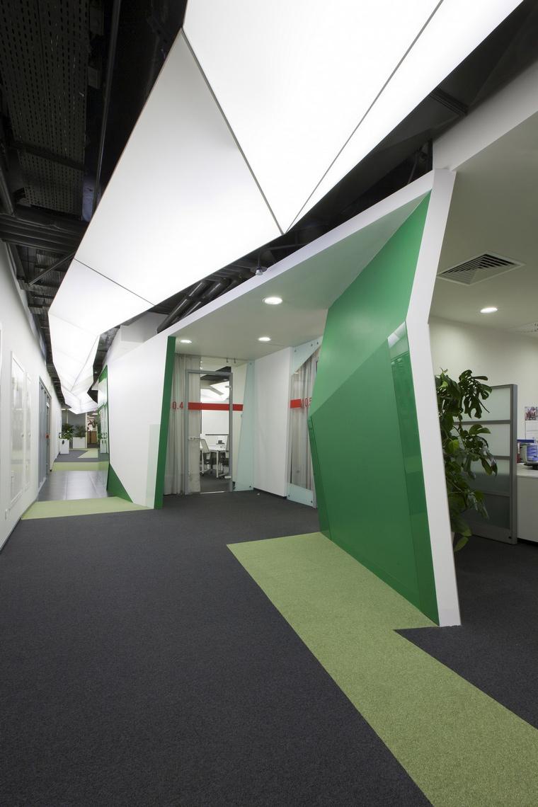 Фото № 40475 офисы  Дизайн офиса