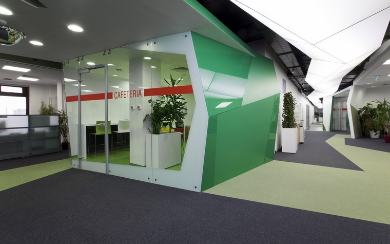 Фото № 40479 офисы  Дизайн офиса