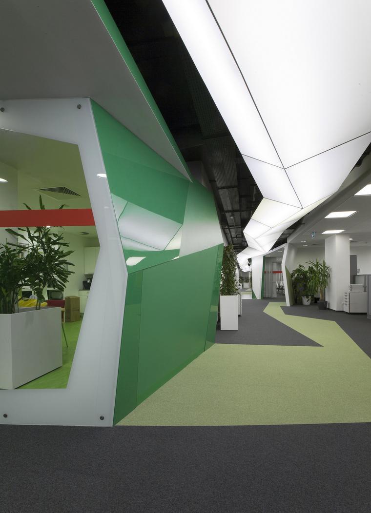 Фото № 40480 офисы  Дизайн офиса
