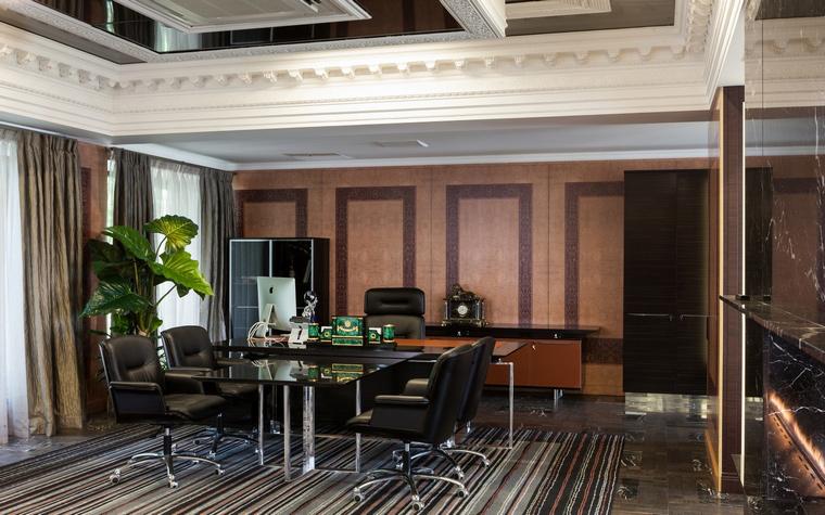 Дизайн офиса. офисы из проекта , фото №40691