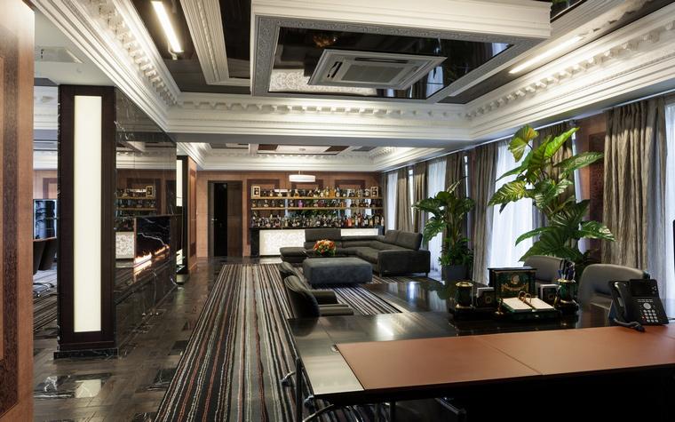 Дизайн офиса. офисы из проекта , фото №40694