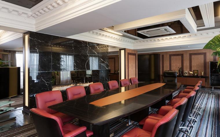 Дизайн офиса. офисы из проекта , фото №40683