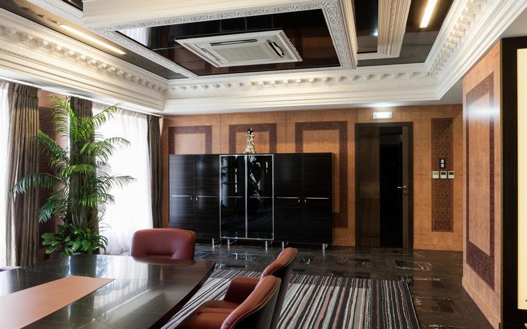 Дизайн офиса. офисы из проекта , фото №40702
