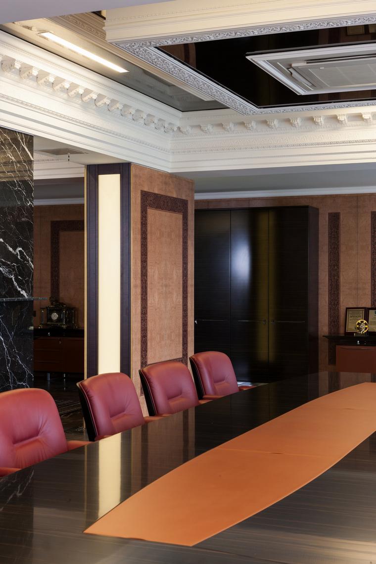 Дизайн офиса. офисы из проекта , фото №40684