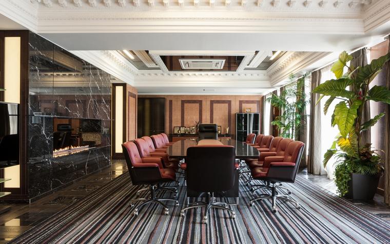 Дизайн офиса. офисы из проекта , фото №40711