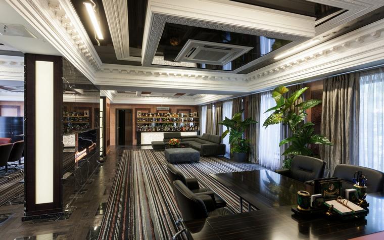 Дизайн офиса. офисы из проекта , фото №40714