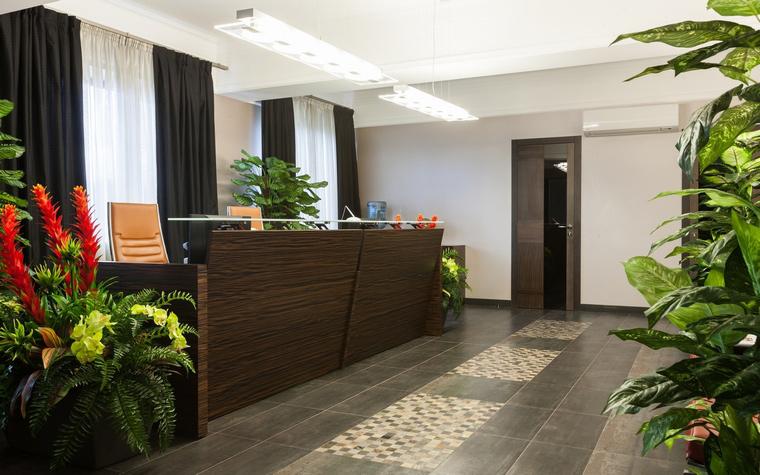 Дизайн офиса. офисы из проекта , фото №40721