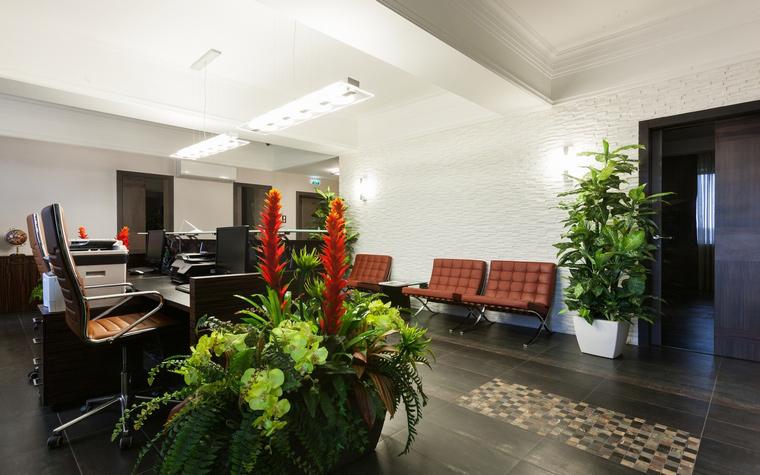Дизайн офиса. офисы из проекта , фото №40722