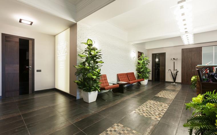 Дизайн офиса. офисы из проекта , фото №40723