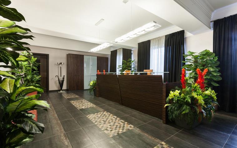 Дизайн офиса. офисы из проекта , фото №40724