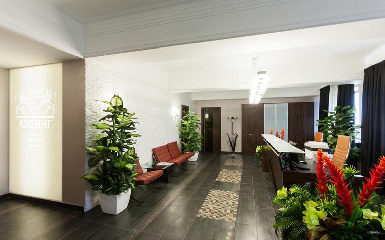 Дизайн офиса. офисы из проекта , фото №40725