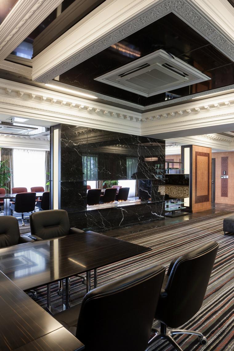 Дизайн офиса. офисы из проекта , фото №40690
