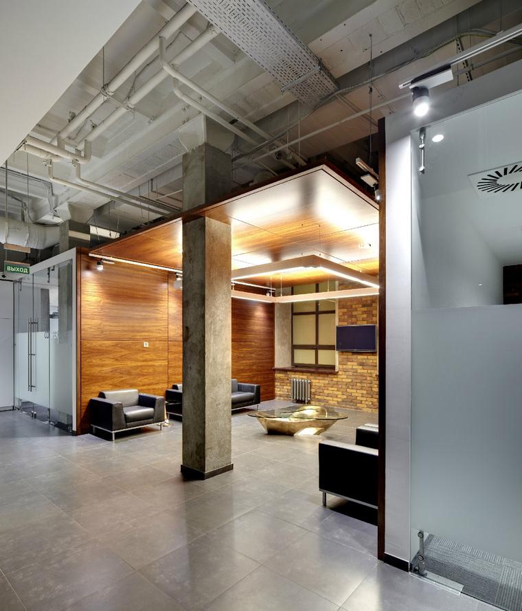 Фото № 41443 офисы  Дизайн офиса