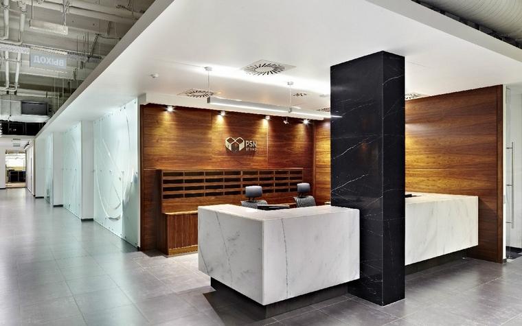 Фото № 41444 офисы  Дизайн офиса