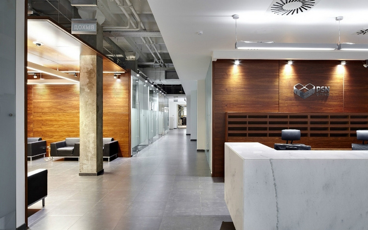 Фото № 41448 офисы  Дизайн офиса