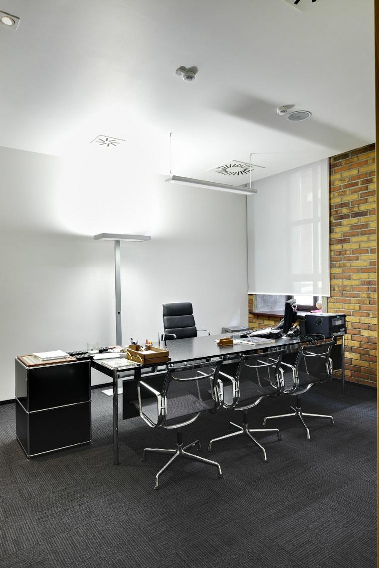 Фото № 41434 офисы  Дизайн офиса