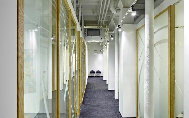 Фото № 41435 офисы  Дизайн офиса