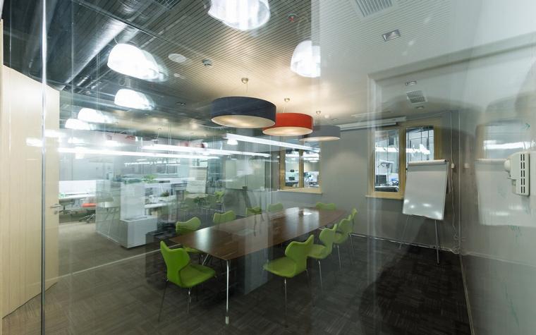 Дизайн офиса. офисы из проекта , фото №41727