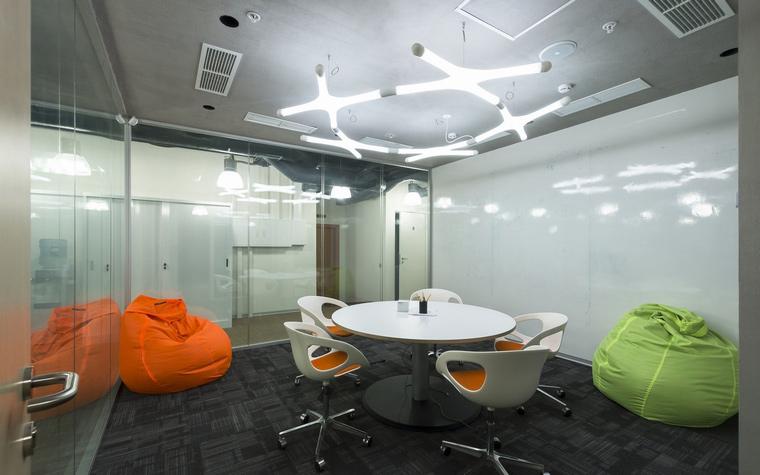 Дизайн офиса. офисы из проекта , фото №41736