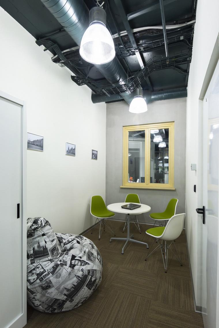 Дизайн офиса. офисы из проекта , фото №41728