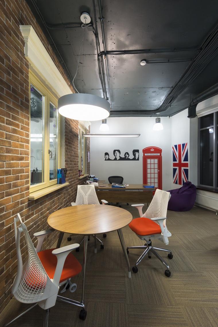 Дизайн офиса. офисы из проекта , фото №41729