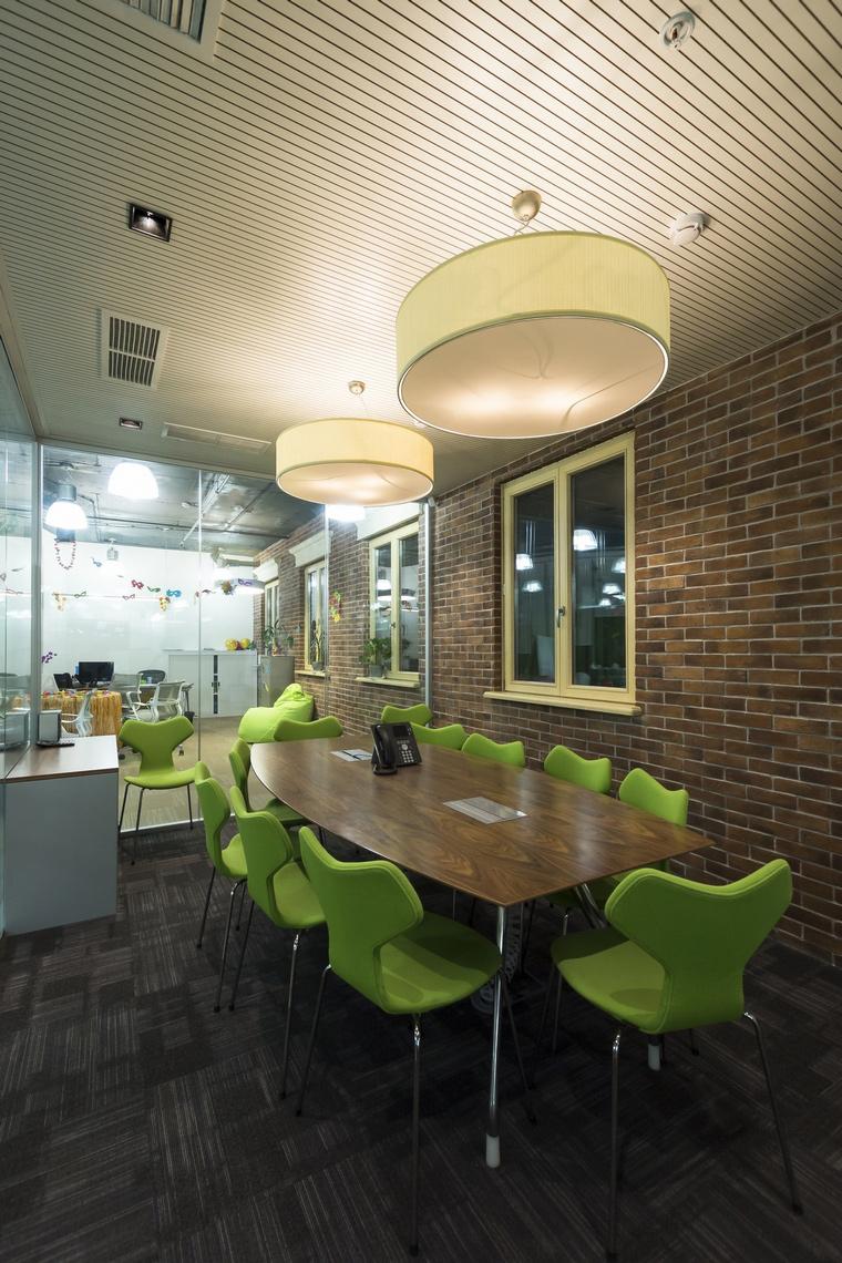 Дизайн офиса. офисы из проекта , фото №41730