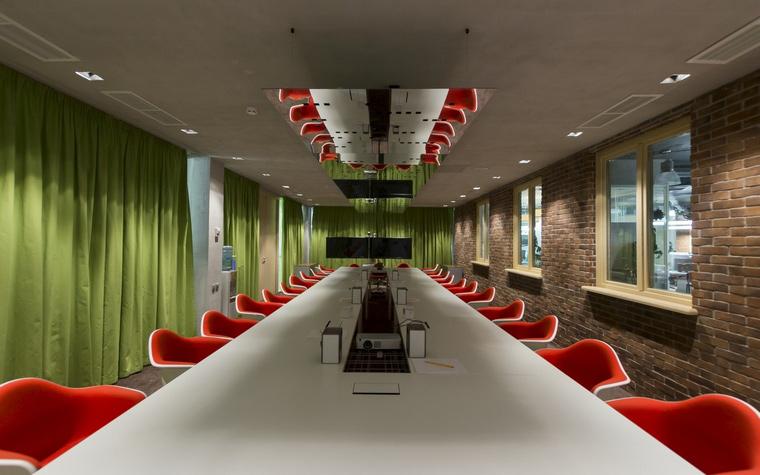Дизайн офиса. офисы из проекта , фото №41733